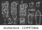 hand drawn sketch vector... | Shutterstock .eps vector #1139973866