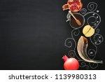 rosh hashanah  jewish new year... | Shutterstock . vector #1139980313