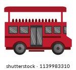 bus transport great britain... | Shutterstock .eps vector #1139983310