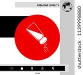 salt or pepper shaker   Shutterstock .eps vector #1139998880