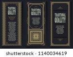 vector set for creating...   Shutterstock .eps vector #1140034619