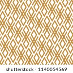 abstract geometric pattern. a... | Shutterstock .eps vector #1140054569