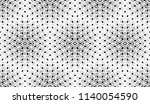 abstract geometric pattern.... | Shutterstock .eps vector #1140054590