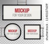 creative vector illustration of ... | Shutterstock .eps vector #1140107609