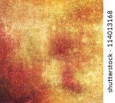 grunge background | Shutterstock . vector #114013168