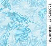 marine background. hand drawn... | Shutterstock .eps vector #1140200726