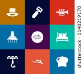 modern  simple vector icon set... | Shutterstock .eps vector #1140219170