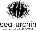 black silhouette of stylized... | Shutterstock .eps vector #1140247259