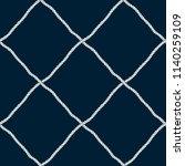 seamless nautical rope pattern. ... | Shutterstock .eps vector #1140259109