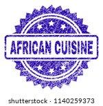 african cuisine stamp imprint...   Shutterstock .eps vector #1140259373