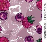 berries  strawberries ...   Shutterstock .eps vector #1140274676