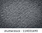 Texture Of Wet Asphalt Road