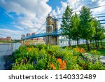 flowers and the john a....   Shutterstock . vector #1140332489
