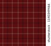 tartan traditional checkered... | Shutterstock .eps vector #1140349466
