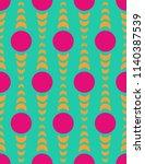 seamless geometric pattern | Shutterstock . vector #1140387539