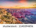 Grand Canyon  Arizona  Usa At...