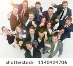 professional business team...   Shutterstock . vector #1140424706