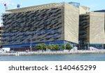 example of dublin city's... | Shutterstock . vector #1140465299
