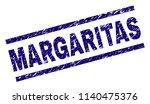 margaritas stamp seal watermark ... | Shutterstock .eps vector #1140475376