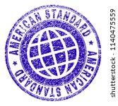 american standard stamp imprint ... | Shutterstock .eps vector #1140475559