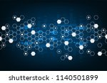 background in the concept of... | Shutterstock .eps vector #1140501899