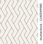 vector seamless pattern. modern ... | Shutterstock .eps vector #1140549980