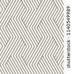 vector seamless pattern. modern ... | Shutterstock .eps vector #1140549989