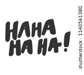Ha Ha Ha Ha  Sticker For Socia...