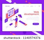 web development teamwork people ...