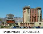 july 10 2018   boulder city  nv ...   Shutterstock . vector #1140580316