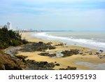 vung tau  vietnam   january 27  ... | Shutterstock . vector #1140595193