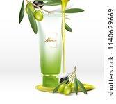 design cosmetics product...   Shutterstock .eps vector #1140629669