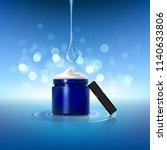design advertising poster for... | Shutterstock . vector #1140633806