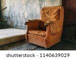 drug addict room  grunge... | Shutterstock . vector #1140639029