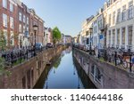 utrecht  netherlands   may 5 ... | Shutterstock . vector #1140644186