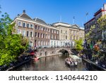 utrecht  netherlands   may 5 ... | Shutterstock . vector #1140644210