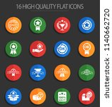 quality web icons for user... | Shutterstock .eps vector #1140662720