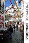 lisbon  portugal   june 12 ... | Shutterstock . vector #1140681563