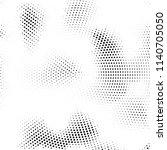 abstract halftone texture....   Shutterstock .eps vector #1140705050