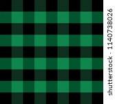 lumberjack plaid. scottish... | Shutterstock .eps vector #1140738026
