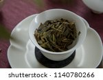 china all kinds of tea | Shutterstock . vector #1140780266