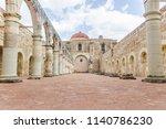 oaxaca  oaxaca   mexico   21 7... | Shutterstock . vector #1140786230