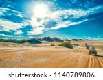 dune buggy landscape   Shutterstock . vector #1140789806