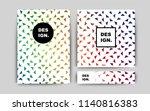 dark multicolor vector banner...