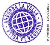 andorra la vella stamp print... | Shutterstock .eps vector #1140833813
