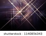 expressive abstract background | Shutterstock . vector #1140856343