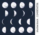 creative vector illustration of ... | Shutterstock .eps vector #1140856556