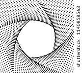 abstract pentagon background ...   Shutterstock .eps vector #1140858563