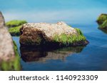 Rock In The Water  Stone In The ...