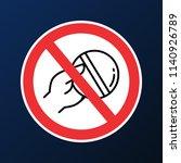 illustration of hand giving... | Shutterstock .eps vector #1140926789